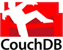 Logo of CouchDB - colored