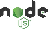 Logo of Nodejs - colored